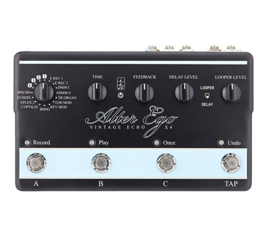 TC Electronic Alter Ego X4, Vintage delay pedál