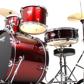 TND5844FTCD RED DRUM SET TORNADO MAPEX