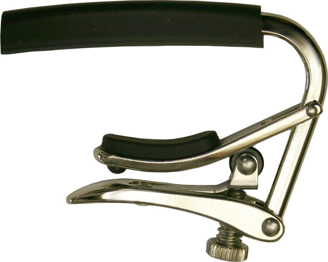Shubb C3 12- String Guitar Capo Polished Nickel