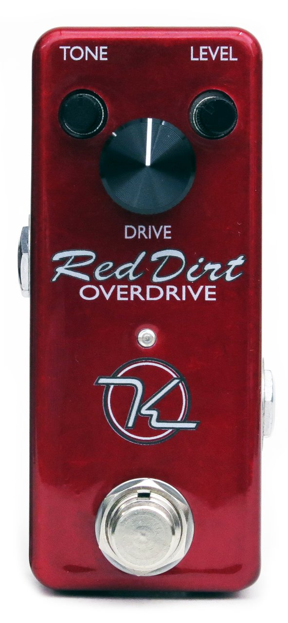 Keeley Red Dirt Overdrive Mini