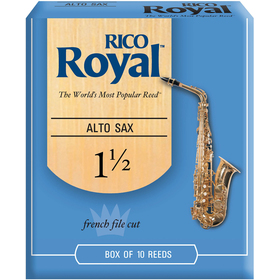 ROYAL ALT SAX. 1ks