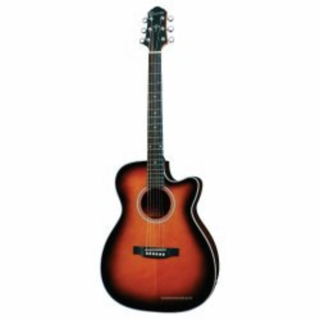HDC-100SEQ/TS WESTERN GUITAR CRAFTER