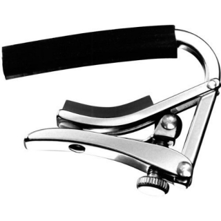 Shubb S1 Steel String Guitar Capo Steel