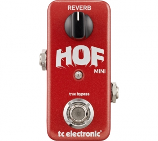 TC Electronic Hall of Fame Reverb Mini