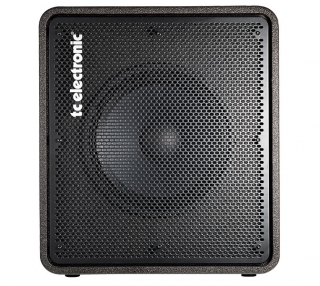 "TC Electronic RS115, basový kabinet, 1x15""woofer"
