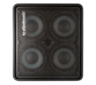 "TC Electronic RS410, basový kabinet, 4x10""woofer"